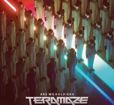 """Teramaze aus Australien veröffentlichen neues (Pro-Rock) Album """"Are We Soldiers"""" am 21. Juni!"""