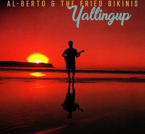 """""""Yallingup""""… Surfparadies und Titel des vierten Albums der Al-Berto & the Fried Bikinis (VÖ 30. Juni)"""