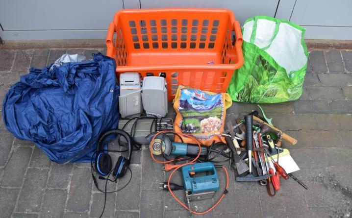 Meppen - Eigentümer abgebildeter Gegenstände gesucht - Foto: Polizei