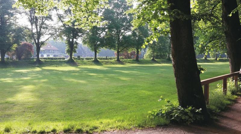Der Ort des Geschehens. Am 17. August findet auf der Schülerwiese das Finale der NDR Sommertour statt – mit einer hoffentlich gewonnenen Meppener Stadtwette. Foto: Stadt Meppen