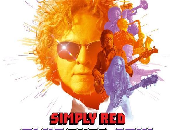 """SIMPLY RED bringen neues Album """"Blue Eyed Soul"""" am 08.11. und präsentieren erste Single """"Thinking Of You"""""""