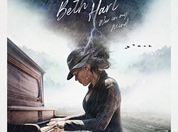 "BETH HART – Video Premiere zu ""Bad Woman Blues"" - neues Album ""War in My Mind"" am 27. September"