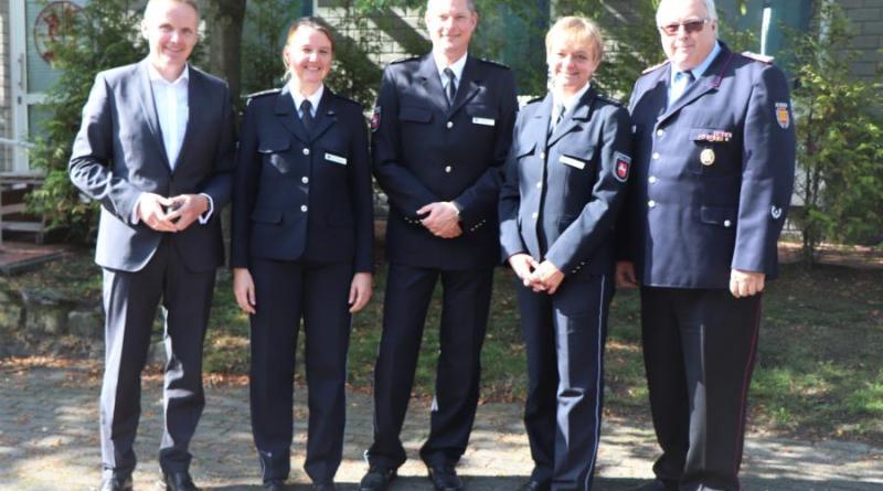 Bad Bentheim - Germar Kwant - Neuer Polizeichef in Bad Bentheim - Foto: Polizei