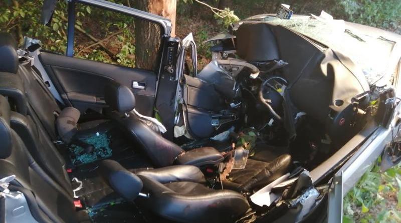 Meppen - Schwerer Unfall auf der Bundesstraße 70 - Foto: NordNews.de