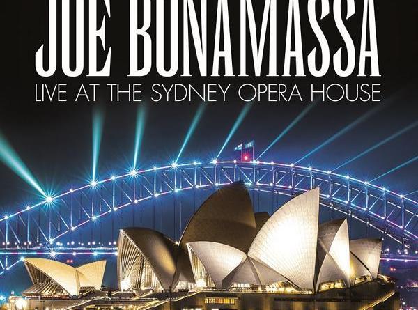 """Joe Bonamassa kündigt Veröffentlichung eines weiteren Konzertmitschnitts an - """"Live at the Sydney Opera House"""" erscheint 25. Oktober 2019 - Joe Bonamassa live - der, der die Gitarre beherrscht"""