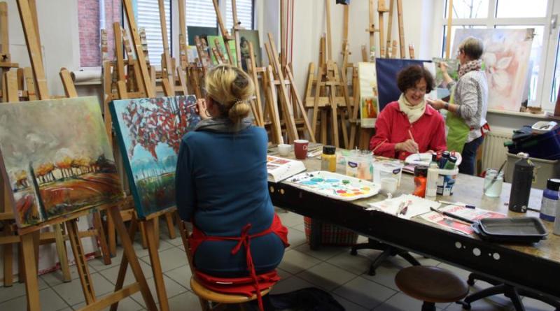 Mit zwei spannenden Angeboten beginnt das neue Kursjahr der Kunstschule Zinnober. Foto: Kunstschule Zinnober
