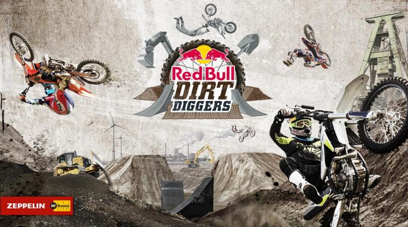 Die weltbesten FMX Rider für Dinslaken stehen fest: Diese zehn Red Bull Dirt Diggers kämpfen um Gold