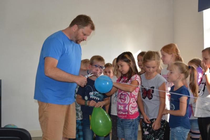 Besuch der Sternwarte und des Planetariums Neuenhaus- Foto: Gemeinde Geeste