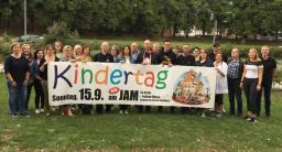 Der Arbeitskreis Kindertag freut sich auf eine tolle Veranstaltung. Foto: Stadt Meppen