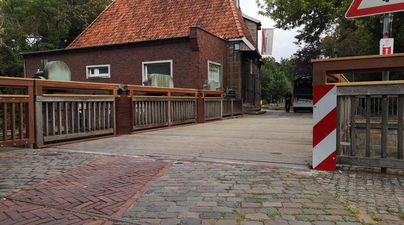 Brücken an der Kornmühle und an der Wasserstraße/Oorder Weg wieder freigegeben - Foto: Stadt Nordhorn