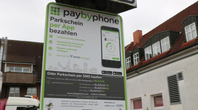 Parkticket per SMS oder App? - Papierlos und bequem! - Foto: Stadt Meppen