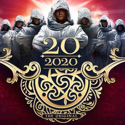 GREGORIAN begeht 2020 das 20-jährige Jubiläum und geht auf ausgedehnte Welt-Tournee