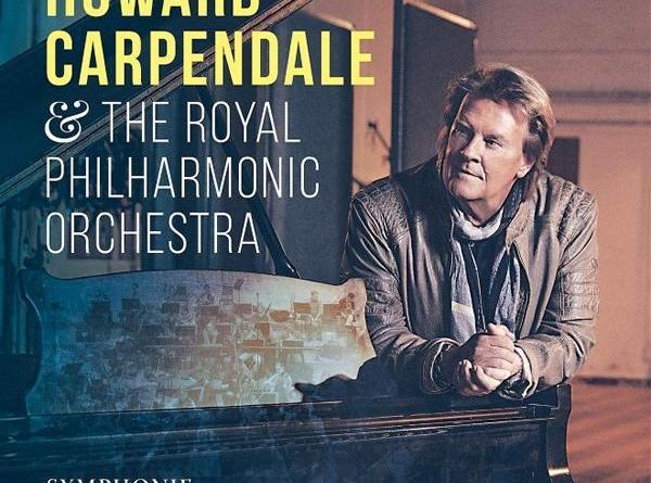 """Howard Carpendale veröffentlicht am 25. Oktober sein neues Album """"Symphonie meines Lebens"""" mit dem Royal Philharmonic Orchestra"""
