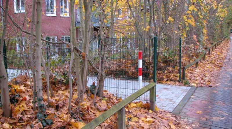 "Wallheckenpflegemaßnahme ""Am Kaninchenberg"" in Lingen - Foto: Stadt Lingen"