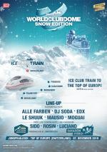 BigCityBeats WORLD CLUB DOME - Snow Edition