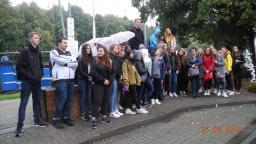 Spaß und ernste Themen beim Schüleraustausch. Foto: Stadt Nordhorn