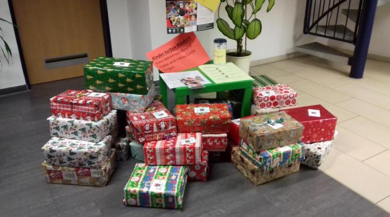"""Haus des Kindes beteiligt sich an Weihnachtskonvoi: """"Kinder helfen Kindern"""" - Foto: Stadt Lingen"""