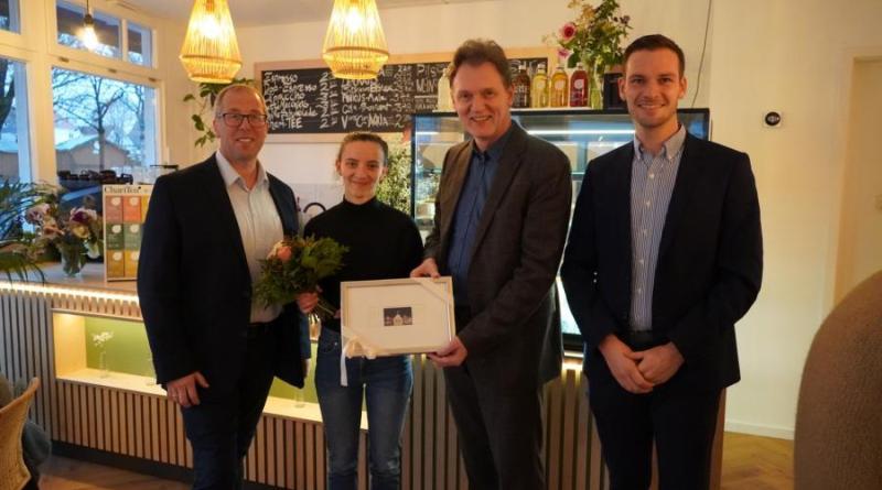 Café Aivilo in der Burgstraße neu eröffnet - Foto: Stadt Lingen