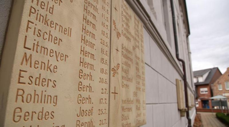 Gedenkveranstaltungen zum Volkstrauertag - Foto: Stadt Haren
