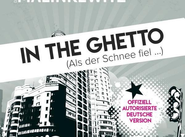 """Detlef Malinkewitz - Video Premiere - deutsche Version des Elvis-Klassiker """"In The Ghetto"""" zum 50jährigem Jubiläum"""