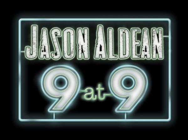 """JASON ALDEAN: Country-Superstar überträgt Live-Konzert am Veröffentlichungstag seines neuen Albums """"9"""" um 9 im Netz"""