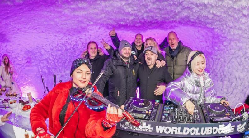 BigCityBeats WORLD CLUB DOME - Snow Edition - 140 VIPs, Gewinner und Gäste feierten offizielle Pre-Party zur Winter Edition im höchsten irdischen Club - Foto: Julien Duval