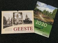 Zwei Jahreskalender für die Gemeinde Geeste erhältlich - Historische und aktuelle Ansichten aus der Gemeinde - Foto: Gemeinde Geeste