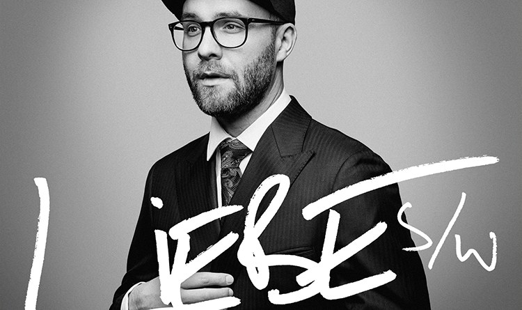 cover Cover: Mark Forster - LIEBE s/w_