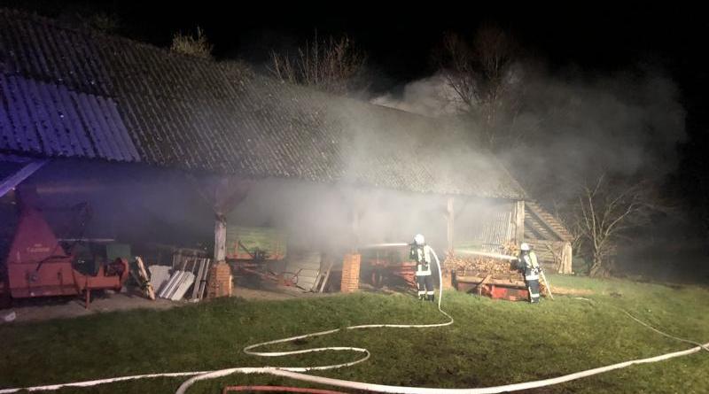 Einsatzbericht der Feuerwehr Esterwegen - Foto: Torsten Stindt