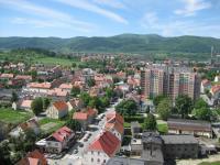 Der Blick über Lingens polnische Partnerstadt Bielawa. Foto: Stadt Lingen
