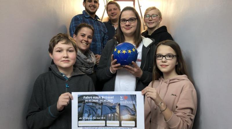 Der Stadtjugendring Lingen, das KiJuPa Lingen und das Team Jugend Lingen bieten vom 30. bis 31. März eine Fahrt für Jugendliche ab 16 Jahren nach Brüssel an. Foto: Stadt Lingen