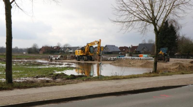 Hochbaureife im Baugebiet Kuhweide erreicht - Foto: Stadt Meppen