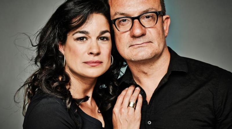 """Turbulente Komödie im Theater Meppen - """"Tour de Farce"""" mit Caroline Kiesewetter und Tim Grobe - Foto: Anatol Kotte"""