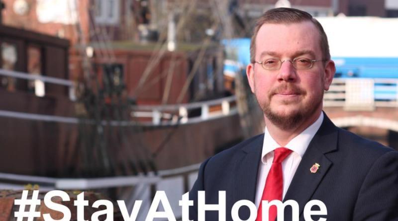 Papenburg: Statement des Bürgermeisters zur Corona-Krise - Foto: Stadt Papenburg