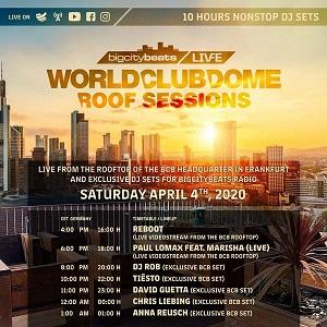 BigCityBeats Life - 10 Stunden non-stop Weekend Vibes live vom BigCityBeats Rooftop