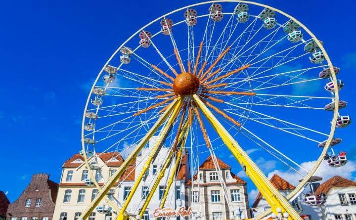 Altstadtfest findet in diesem Jahr nicht statt - Alternativprogramm geplant: Kleinkunst und Riesenrad in der Innenstadt - Foto: Helmut Kramer