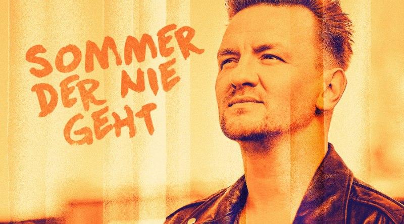 """Ben Zucker veröffentlicht neue Single """"Sommer der nie geht"""" aus seinem kommenden Album """"Wer sagt das?! Zugabe!"""""""