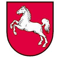 NIedersachsen Wappen Land