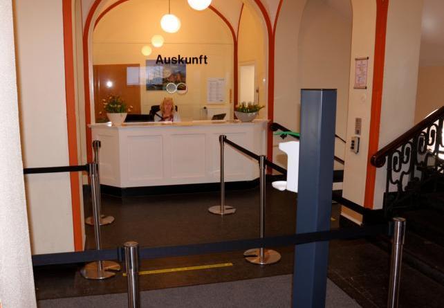 Dienstbetrieb im Rathaus wird ausgeweitet – Online-Terminvergabe im Bürgerbüro - Foto: Stadt Papenburg