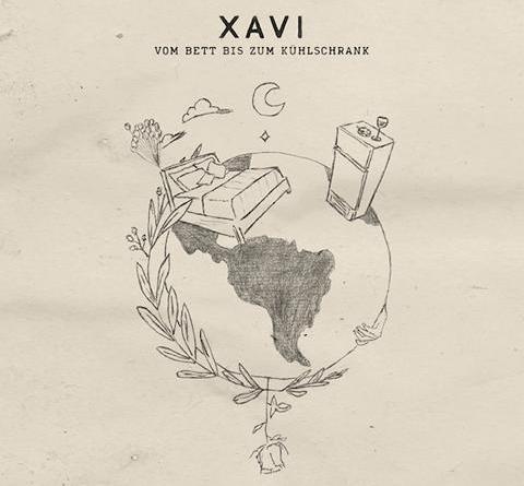 """XAVI EP """"Vom Bett bis zum Kühlschrank"""" ist erschienen"""