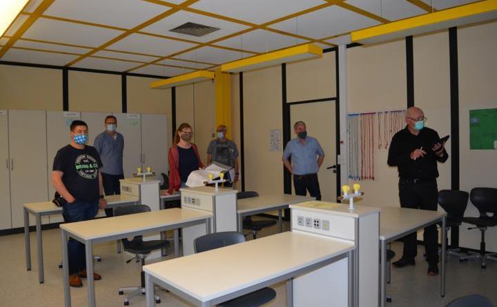 Umsetzung des Digitalpakts für niedersächsische Schulen in der Gemeinde Geeste - Foto: Gemeinde Geeste