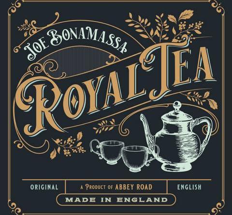 Blues Rock Ikone Joe Bonamassa kündigt sein mit Spannung erwartetes neues Album 'Royal Tea' an.