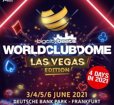 BigCityBeats WORLD CLUB DOME - Nach einem Jahr Stillstand folgt die Wiederauferstehung des globalen Entertainments