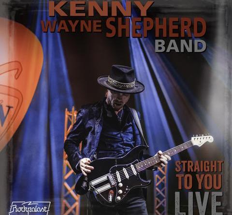 "Kenny Wayne Shepherd Band veröffentlicht neues Album ""Straight To You: Live"" am 27. November 2020"
