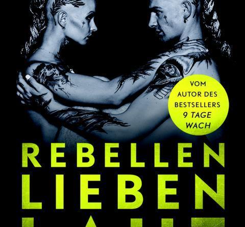 """""""Rebellen lieben laut!"""" - Das neue Buch von Eric und Edith Stehfest: Hautnah und ungefiltert"""