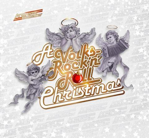 "ANDREAS GABALIER veröffentlicht Weihnachtsalbum ""A Volks-Rock'n'Roll Christmas"""