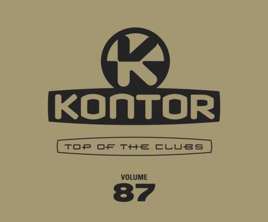 """Various Artists ''Kontor – Top Of The Clubs Vol. 87"""""""