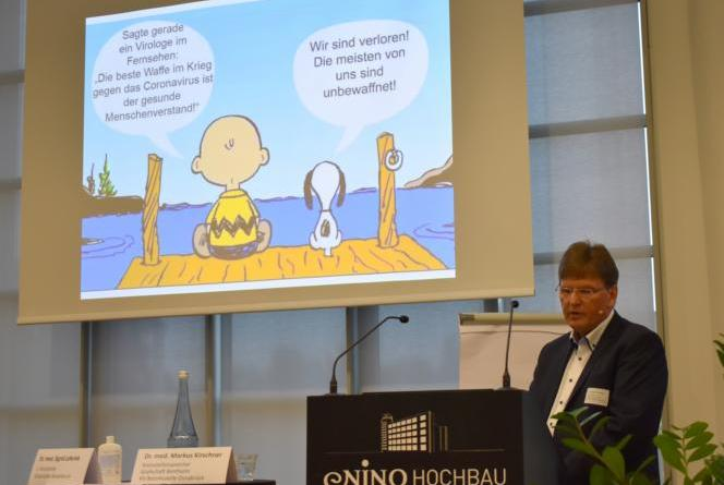 "Grafschafter Ärzte diskutierten über die ""Dauerherausforderung"" COVID-19 - Foto: Grafschaft Bentheim"