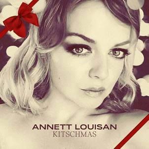 "Annett Louisan leitet mit ""All I Want For Christmas"" die Adventszeit ein / EP ""Kitschmas"""
