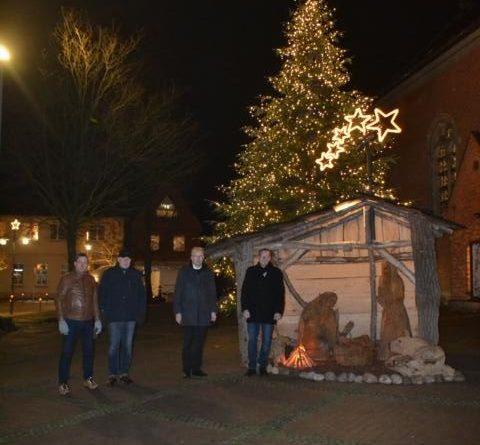 Weihnachtszauber in Werlte - Foto: Stadt Werlte